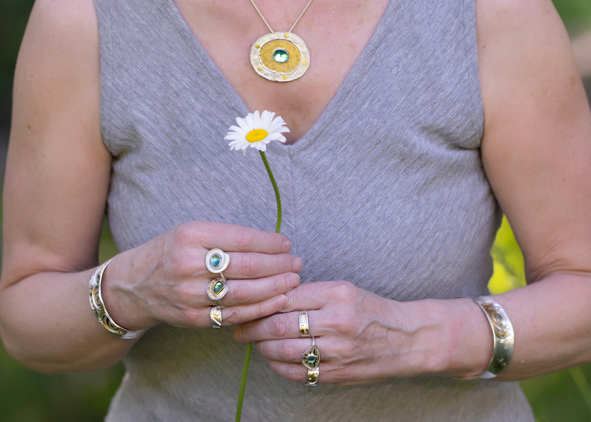 The Symbolism Of Charm Rings and Where You Wear Them   Jewelry Inspired By Irish Symbols   By Deirdre Donnelly Jewelry Art