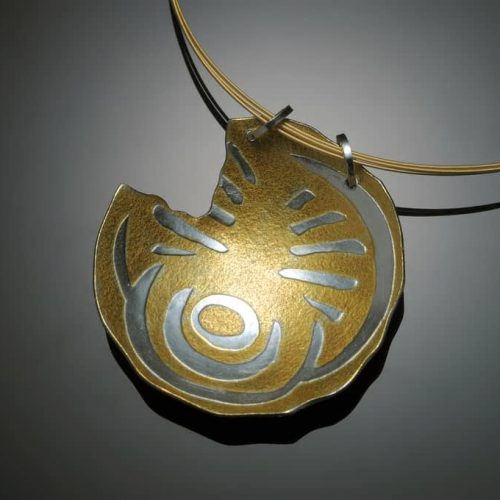 Rock Basin Pendant