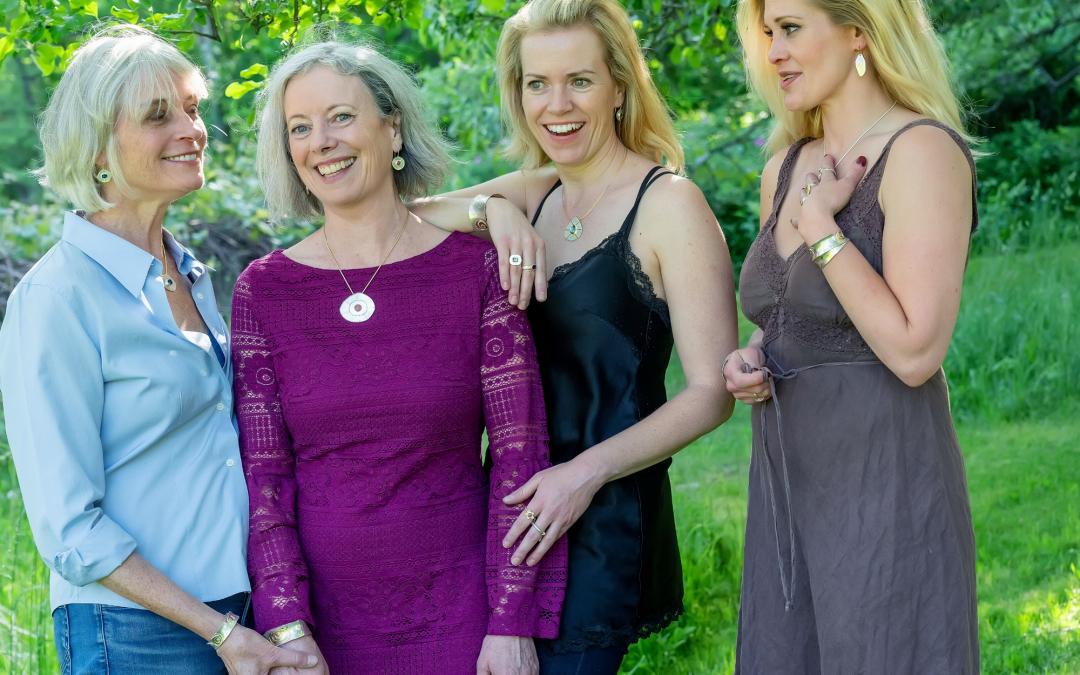 Celebrate Irish Mother's Day With Divinely Feminine Irish Symbolic Jewelry