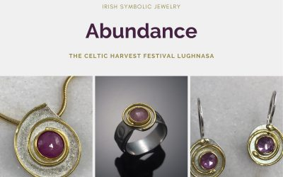 Irish Symbolic Jewelry For Abundance And The Celtic Harvest Festival Lughnasa