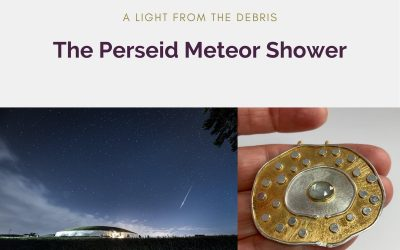 Gain Insight & Expand Self Knowledge With Perseid Meteor Shower Jewelry