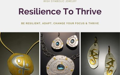 Wear Irish Symbolic Jewelry To Help You Be Resilient And Thrive