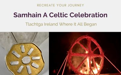 Kick Start Your Winter Preparations By Wearing Celtic Samhain Jewelry