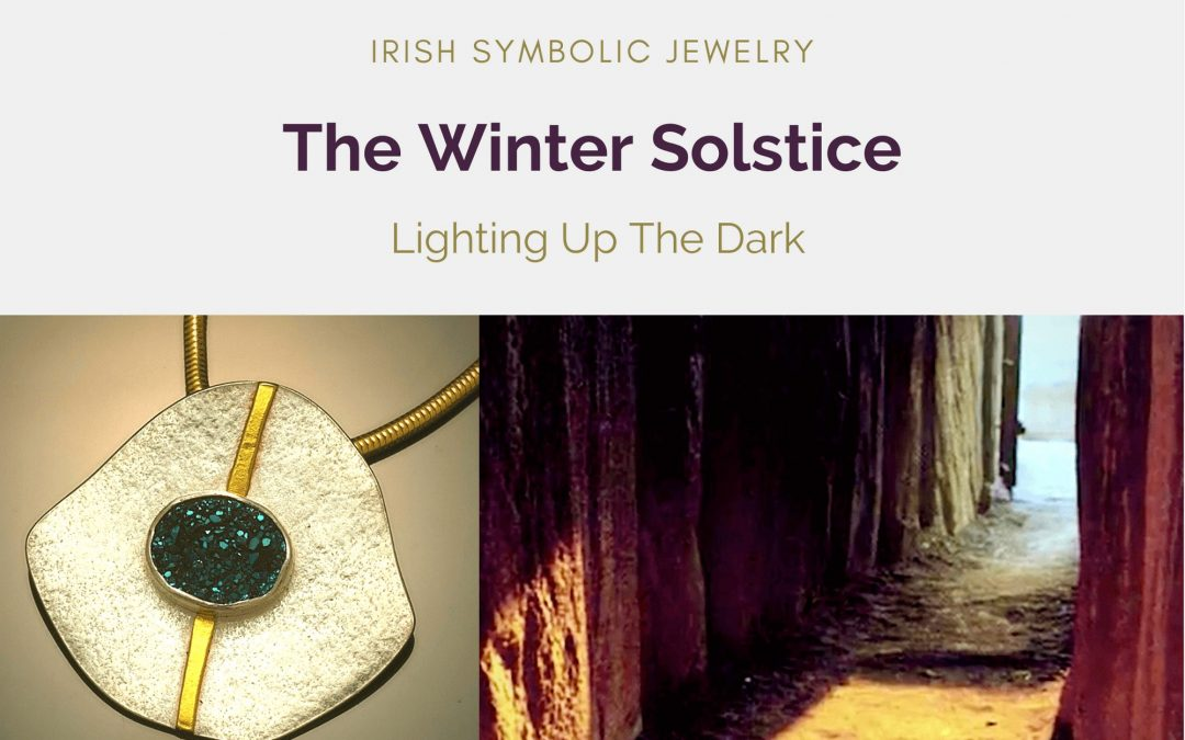 Light Up The Dark With Symbolic Irish Winter Solstice Jewelry